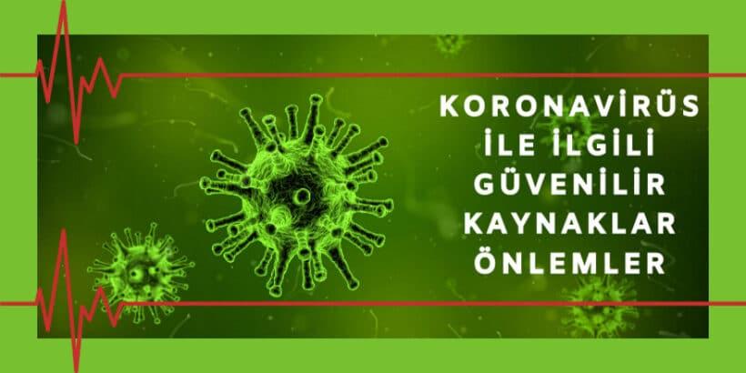 koronavirus-güvenilir-kaynaklar