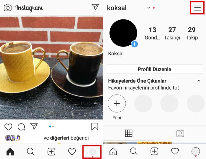 instagramda-gizlilik