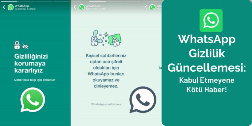 whatsapp-gizlilik-güncellemesi